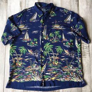 Polo Ralph Lauren Hawaiian Button Down